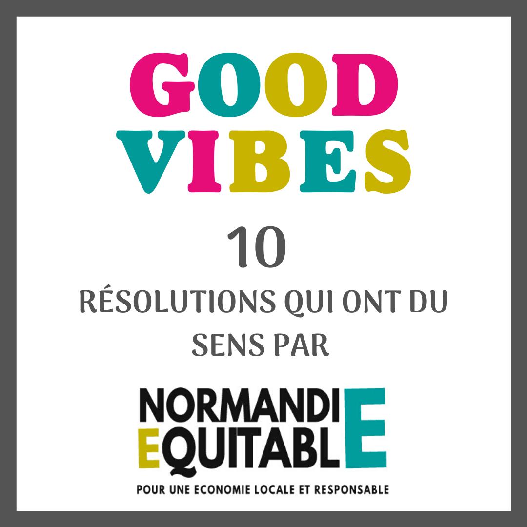 Dix résolutions qui ont du sens pour 2020