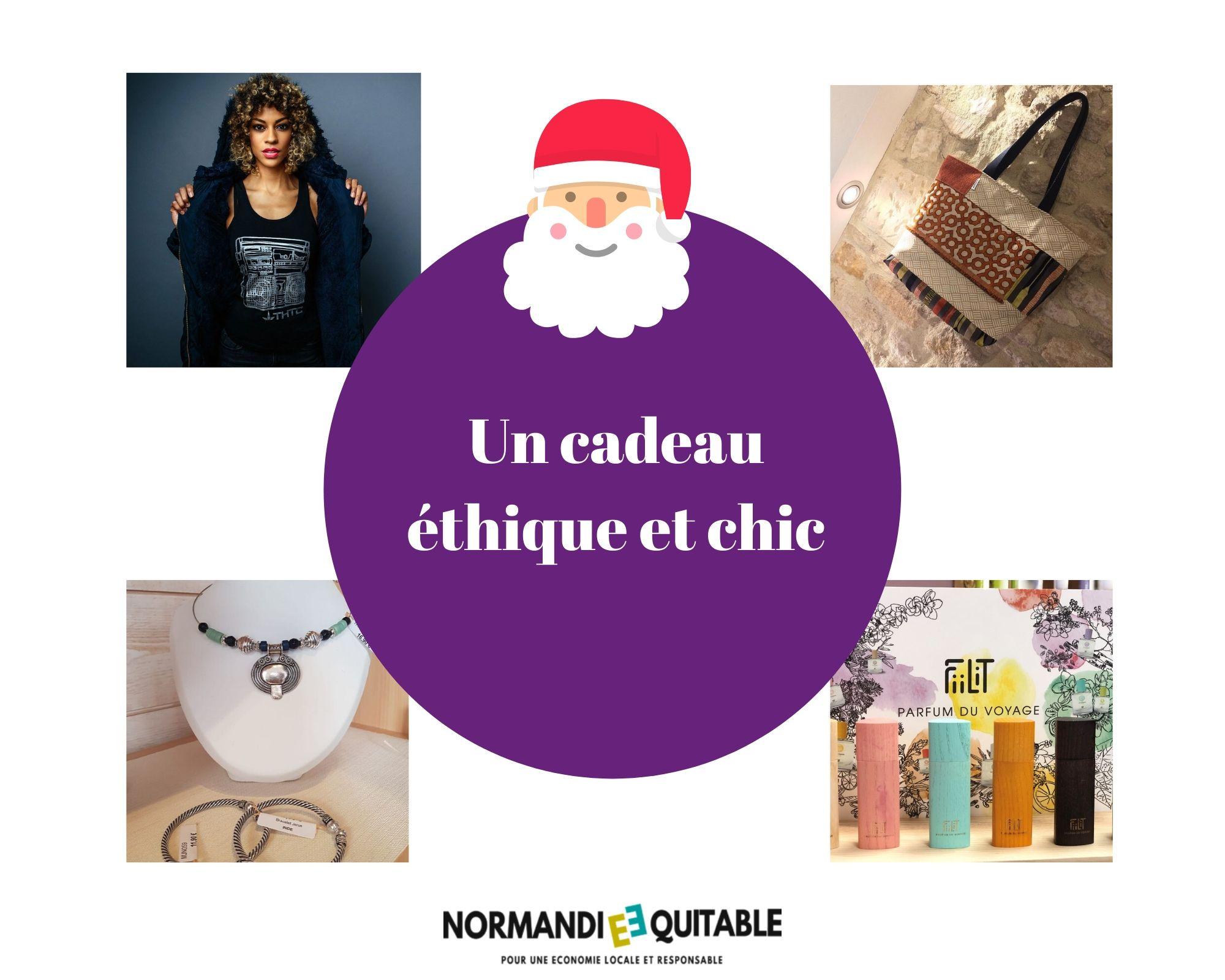 Pour Noël, découvrez notre sélection… Ethique et chic !