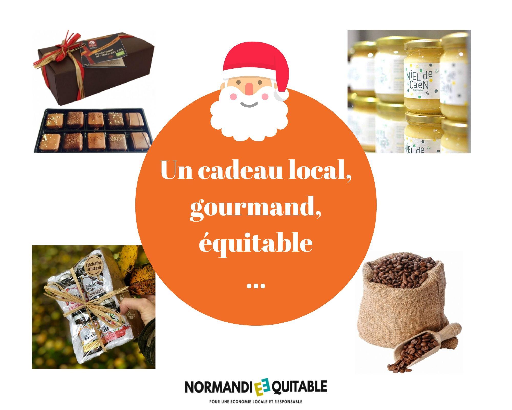 Idées cadeaux gourmandes, locales et équitables